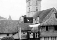 Estavayer-le-Lac en 1960…