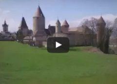 Le Château en Timelaps